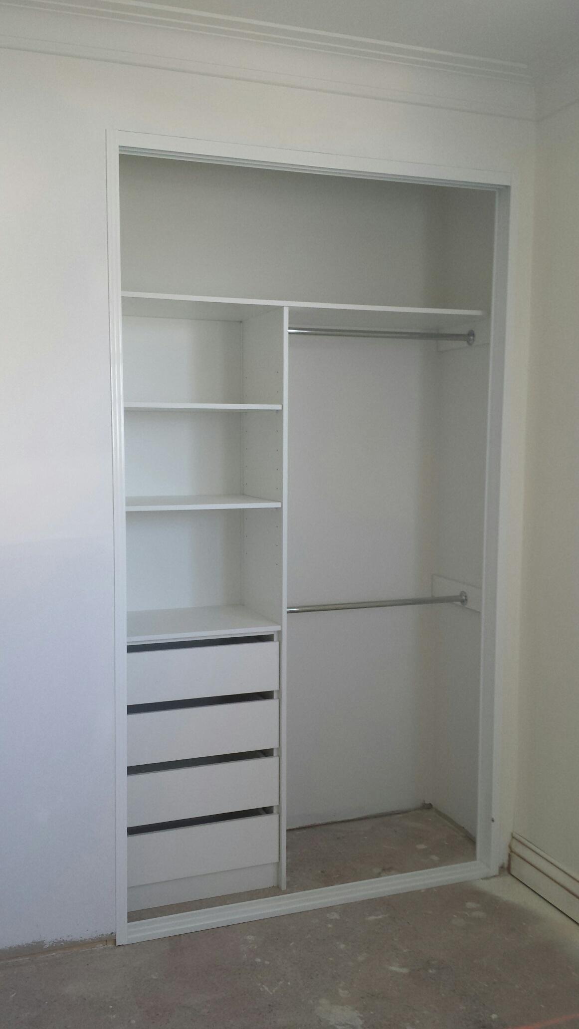 home frontline robes bayswater vic 3153. Black Bedroom Furniture Sets. Home Design Ideas